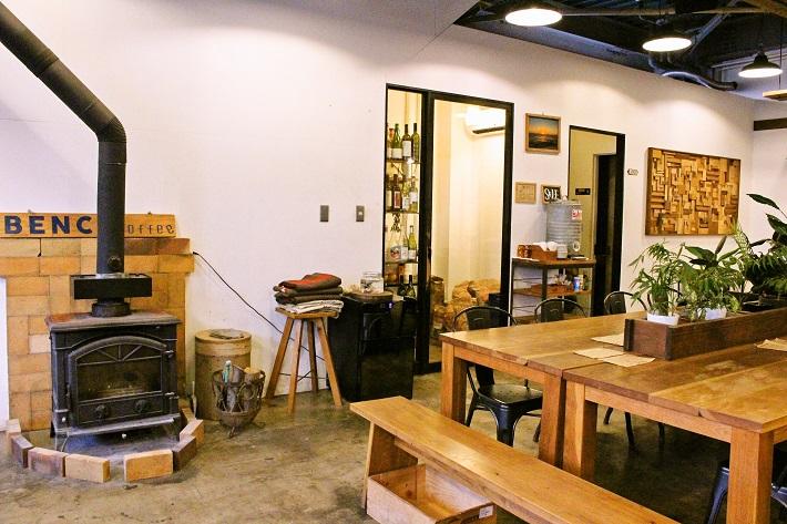 千葉市のカフェベンチコーヒー