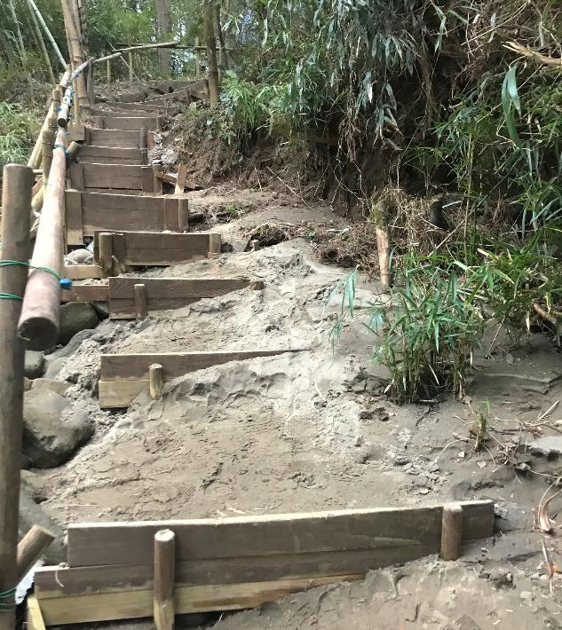 チバニアン階段