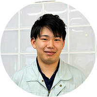 太陽ハウス株式会社建築営業部リフォーム担当信太(しだ)さん