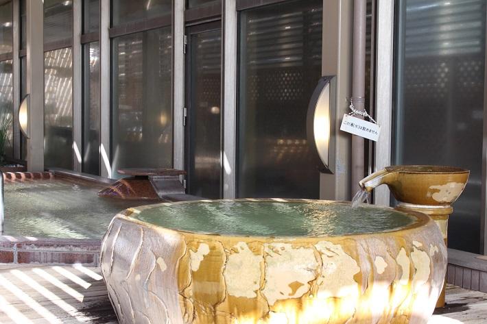 アパホテルのお風呂
