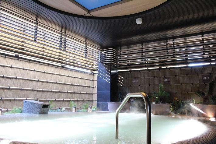 アパホテル東京ベイ幕張の露天風呂