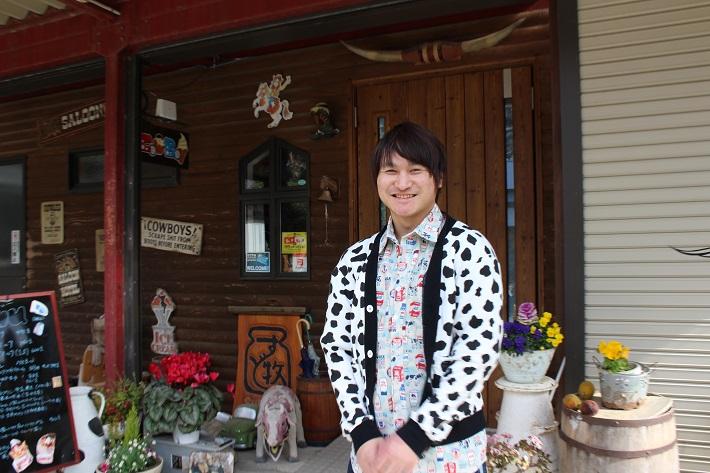 須藤健太さん牧場