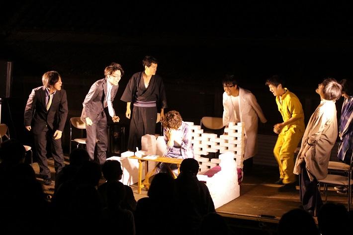 須藤兄弟の劇団