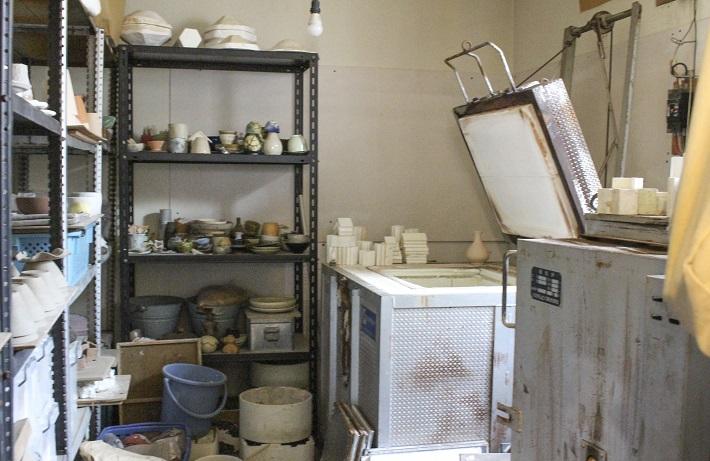 千葉陶芸工房で初めての陶芸体験