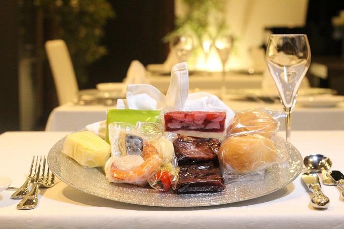 フレンチレストラン ラ・カルティリヨンのおうちで食べられるフランス料理
