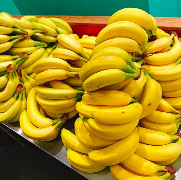 第二のタピオカと呼ばれるバナジューことバナナジュースのバナナのイメージ