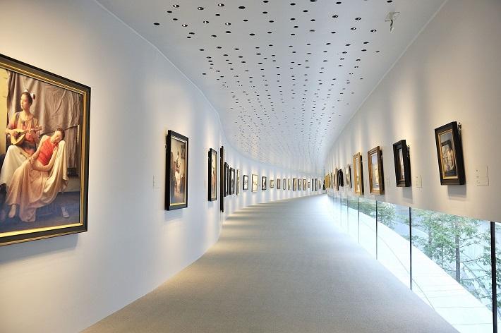 【千葉市緑区】ホキ美術館10周年+リニューアル記念/写実絵画の巨匠 「森本草介展」 開催