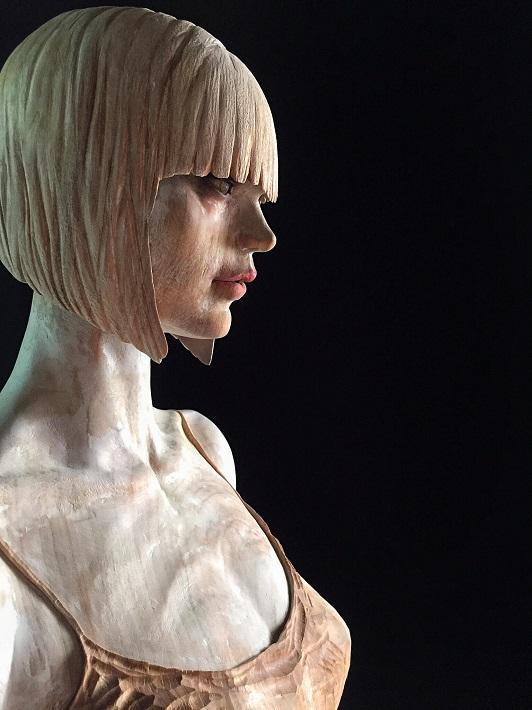 八千代市の彫刻家・田島享央己さんの世界