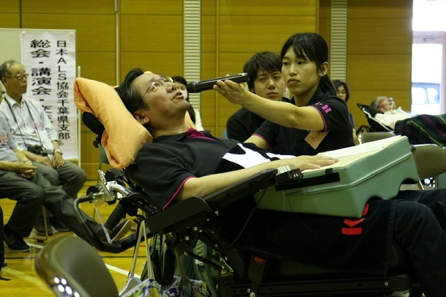 ALS太田守武さん