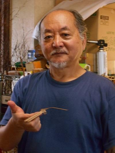 江口信男さん