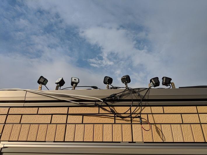 藤井さんの屋上カメラ
