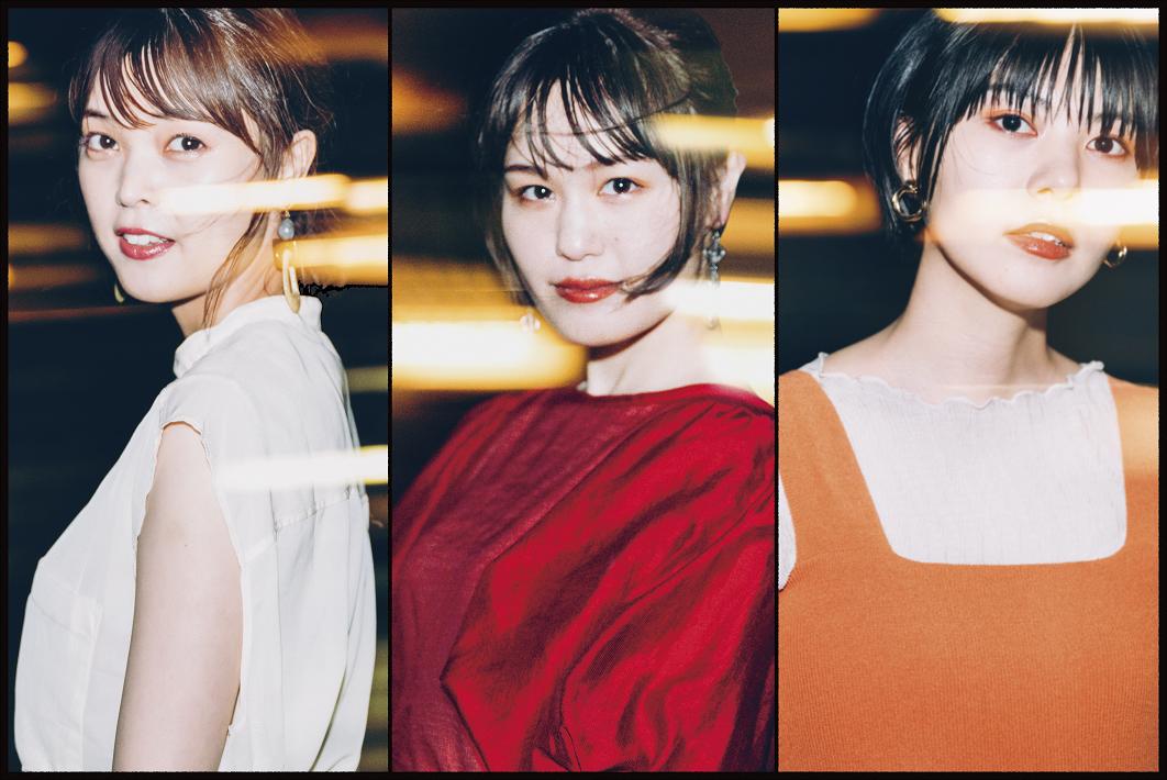 新潟発のアイドル・ユニットのNegiccoのNao☆とMeguとKaede