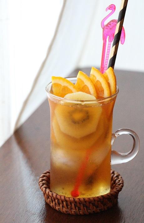 紅茶×レモネード