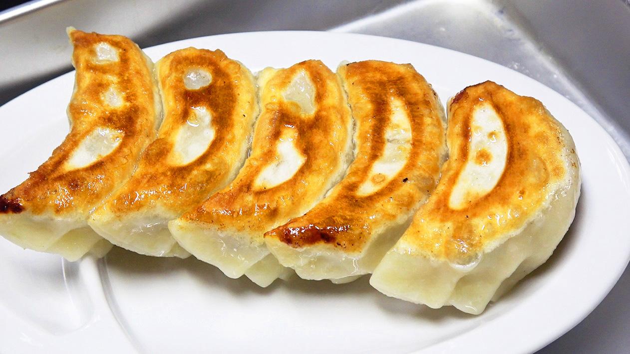 千葉市の並商の餃子