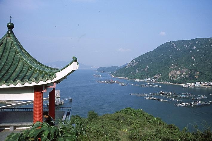 香港周辺の島